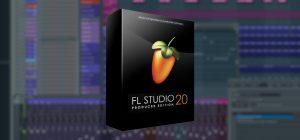 FL Studio 20.8.3 Crack With Keygen 2021