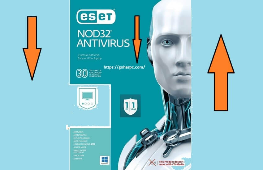 ESET NOD32 Antivirus Crack 14.2.23.0 Plus