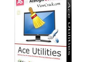 Ace Utilities Crack 6.5.0.297 + Keygen Free Download[2021]