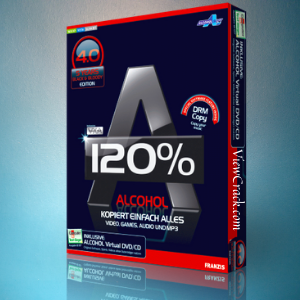 Alcohol 120% Crack 2.1.0.30316 + Serial Keygen Free Download