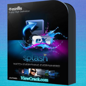 Mirillis Splash Pro 2.8.1 Crack With Serial Key Free Download[Latest]