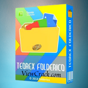 Teorex FolderIco Crack 6.2.1 + License key Free Download