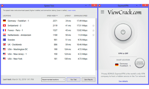 Express VPN 9.3.1 Crack With Activation Code [Latest 2021] Download