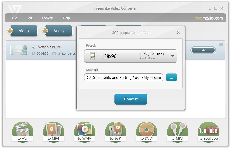 Freemake Video Converter Crack + Serial Key
