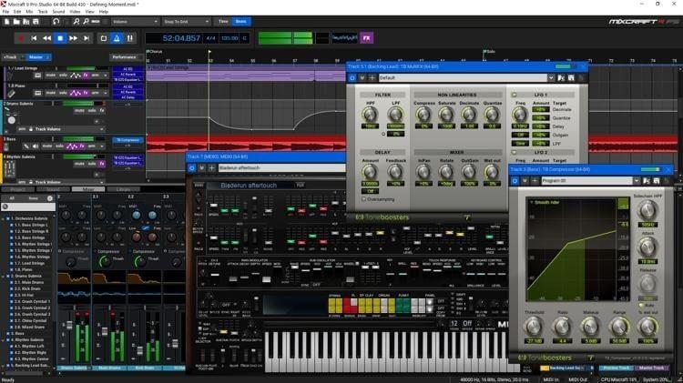 Mixcraft Crack Pro Studio Plus License Key With Activation Code