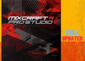 Mixcraft Crack v9 Pro Studio With Registration Key