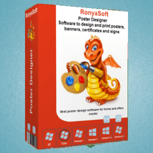 RonyaSoft Poster Designer 2.3.23 Crack + New Serial Key [Latest]