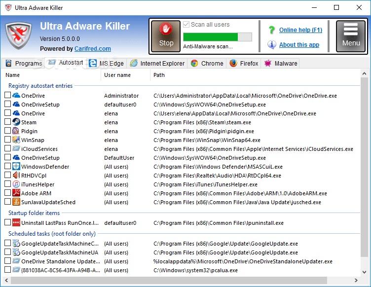 Ultra Adware Killer Crack + Keygen