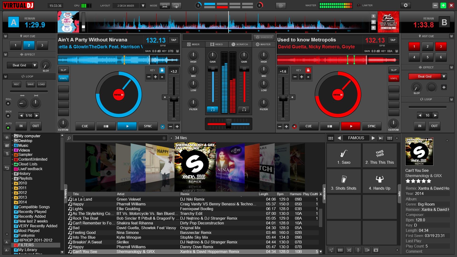 Virtual DJ Pro Crack 2021 Build 6242 Download