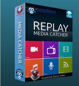 Replay Media Catcher 7.0.21.0 Crack