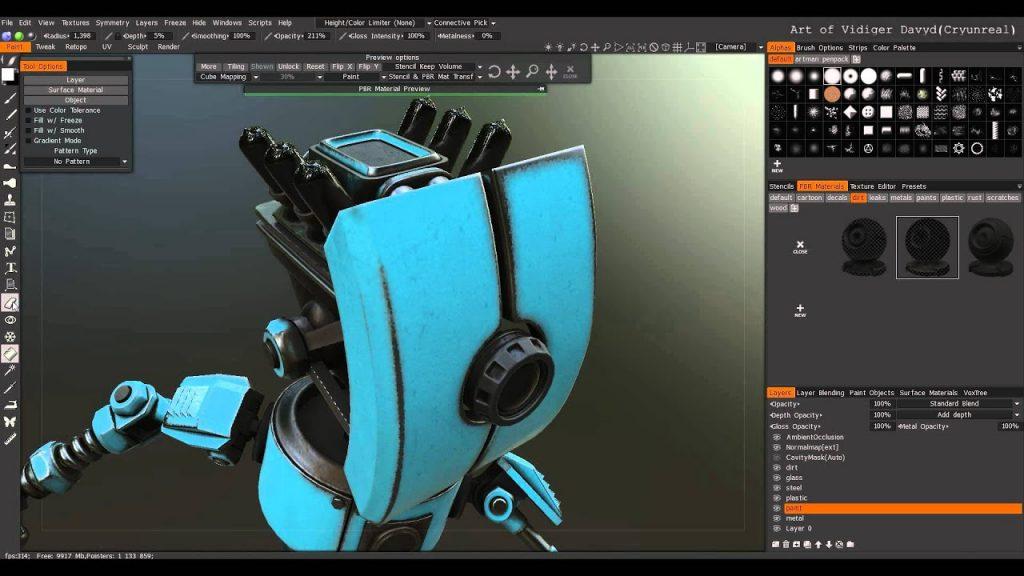 3D Coat Crack 4.9.70 Beta + Patch Download Free[2021]