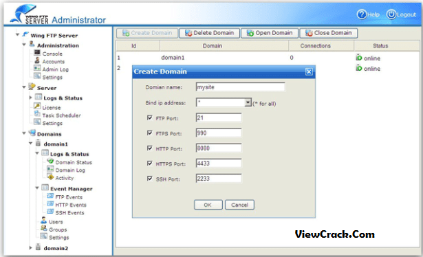 Wing FTP Server Corporate Download