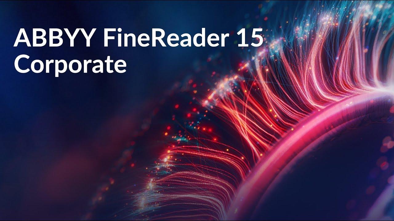 ABBYY FineReader Crack 15.2.118