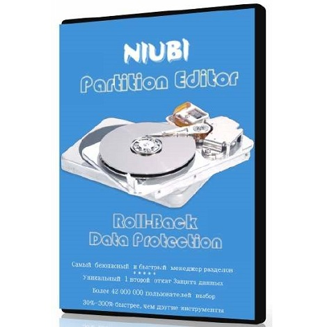 NIUBI Partition Editor Crack7.4.6 With License Key2022